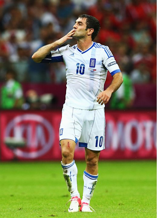 Greece v Russia - Group A: …