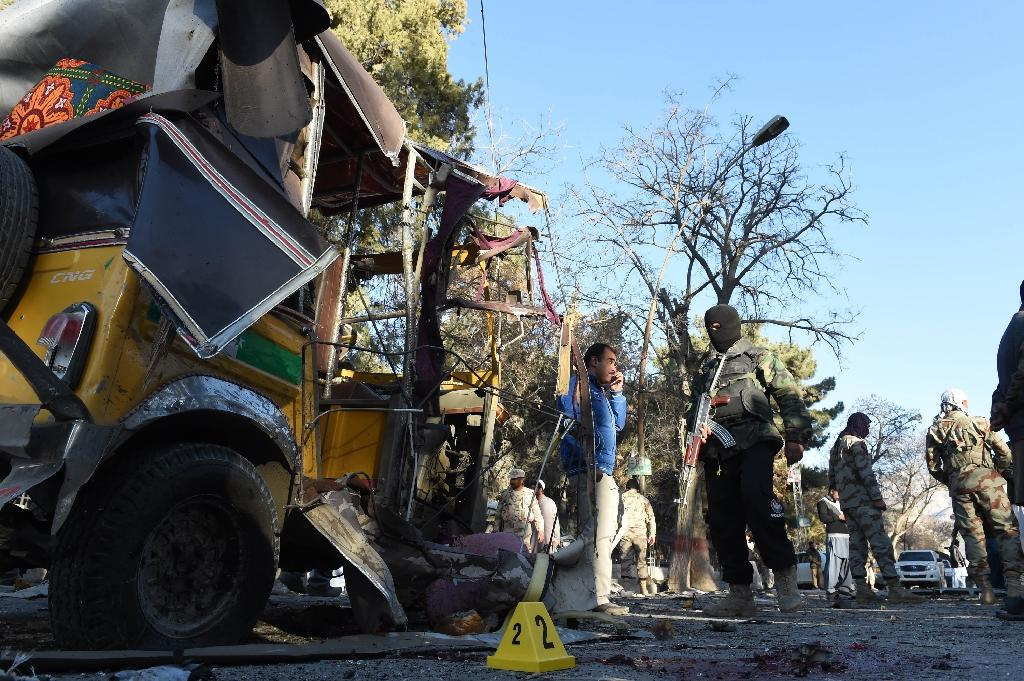 Bicycle suicide bomb in Quetta kills at least nine