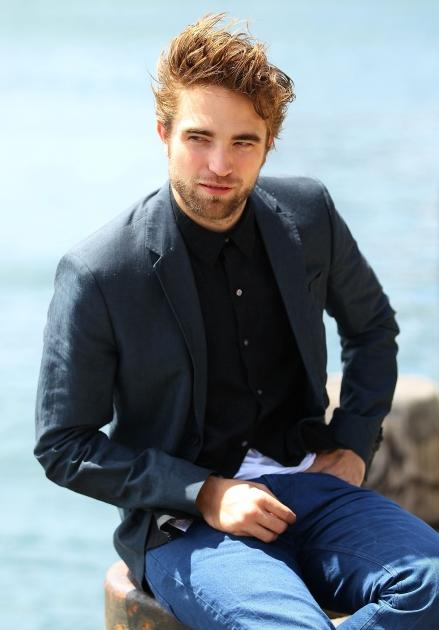 Robert Pattinson poses during a photo call to promote 'Breaking Dawn - Part 2' in Sydney, Australia on October 22, 2012  -- Getty Premium