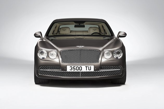 New Flying Spur is fastest …