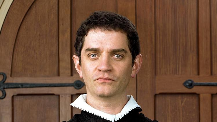 James Frain stars as Thomas Cromwell in The Tudors.