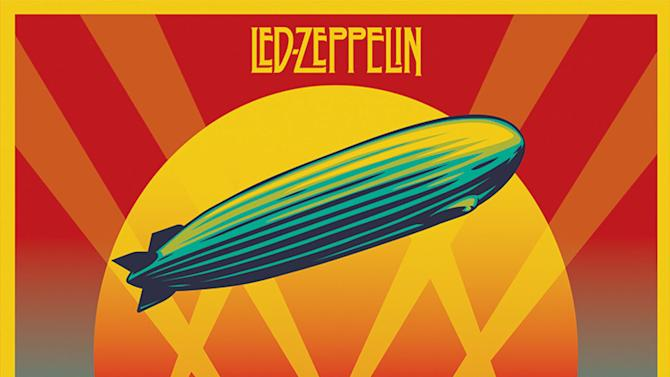 """This cover image released by Atlantic Records shows the box set for Led Zeppelin's """"Celebration Day."""" (AP Photo/Atlantic)"""