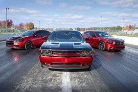 Staged for Launch: Dodge Reveals New Scat Package Stage Kits with Mopar Performance Parts at 2013 SEMA Show