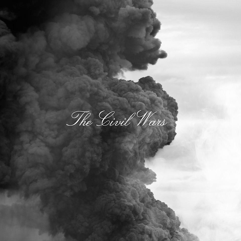 This CD cover image released by Sensibility Recordings/Columbia Records shows the self-titled release by The Civil Wars. (AP Photo/Sensibility Recordings/Columbia Records)