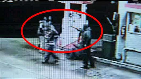 Gas station shooting caught on camera in Camden, NJ