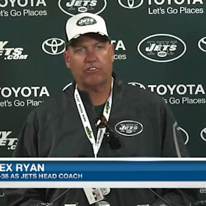 New York Jets head coach Rex Ryan: 'You're going to see a change in this team'