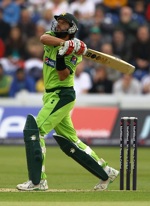 England v Pakistan - NatWest T20 International
