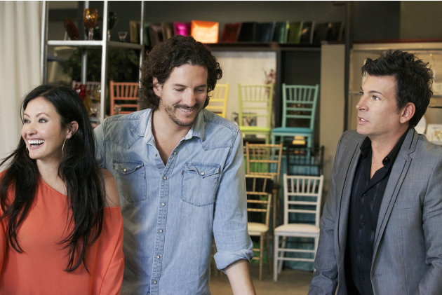 "Shannen and Kurt enlisted the help of celebrity event planner David Tutera to plan their wedding as seen on ""Shannen Says."""