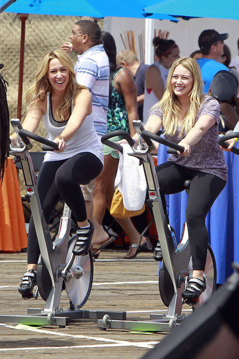 Haylie Duff, Hillary Duff