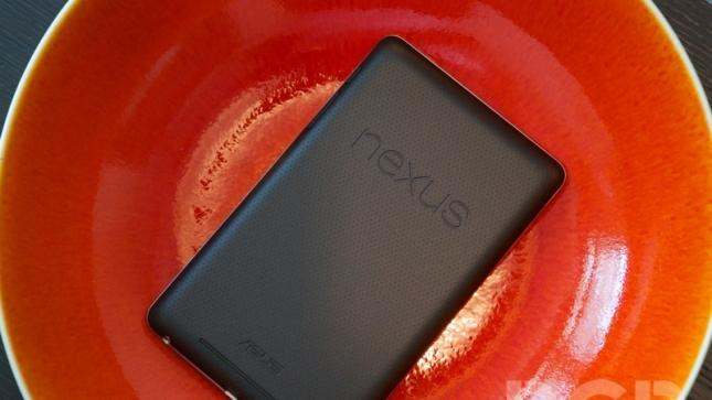 Google may soon launch new 3G-equipped 32GB Nexus 7 tablet