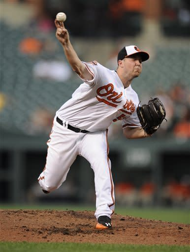 Orioles beat Mariners 9-2 to complete 3-game sweep