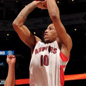 DeRozan Spoils Gay's Return