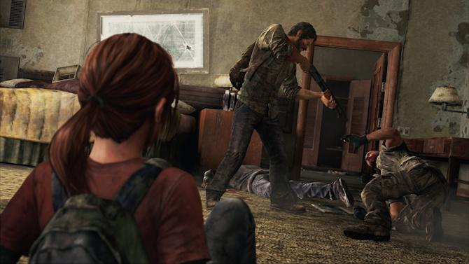 """This undated publicity photo provided by Naughty Dog/Sony Computer Entertainment America shows a scene from the video game, """"The Last of Us.""""  (AP Photo/Naughty Dog/Sony Computer Entertainment America)"""