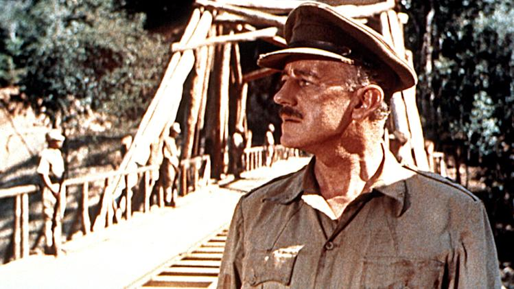 100 Movies Gallery The Bridge on the River Kwai