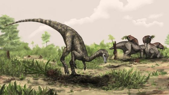 Earth's Earliest Dinosaur Possibly Discovered