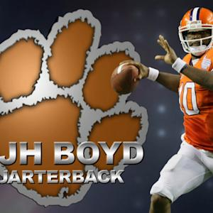 Tajh Boyd's 5 TD Passes on Senior Day