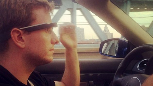 Wearing Google Glass While Driving Could Earn You a Ticket (ABC News)