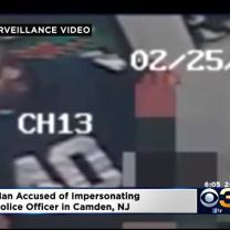 Man Accused Of Impersonating Police Officer In Camden