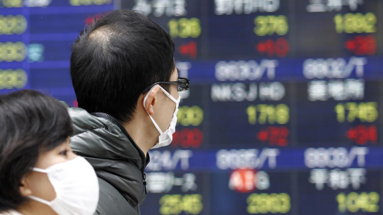 Asia stocks gain on Japan hopes, China recovery