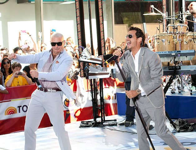 Pitbull Anthony Today Show