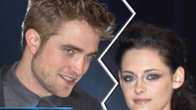 Rumors: Robert Pattinson is Leaving Kristin Stewart