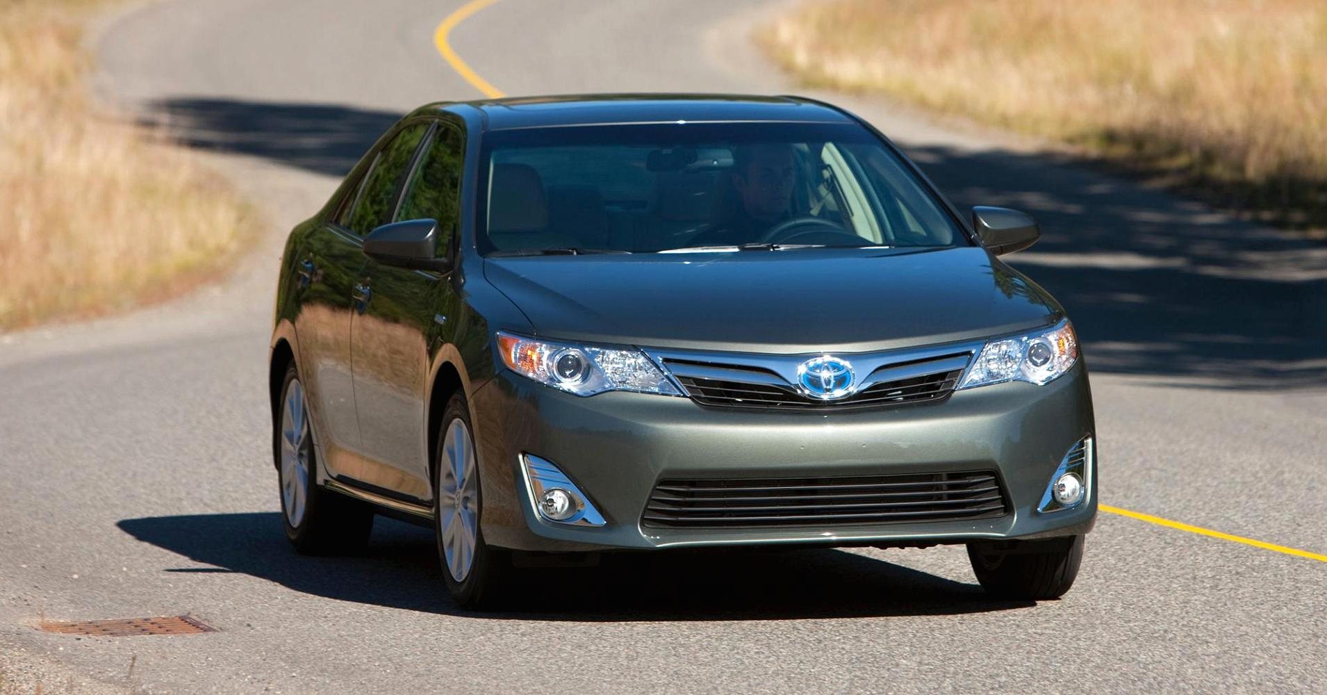 Consumer Reports' best value car for 2015 is...