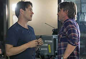 Stephen Moyer and Sam Trammell | Photo Credits: John P. Johnson/HBO