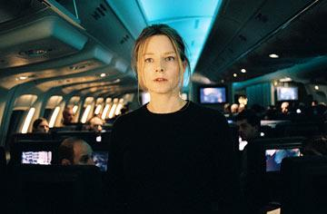 Jodie Foster in Touchstone Pictures' Flightplan
