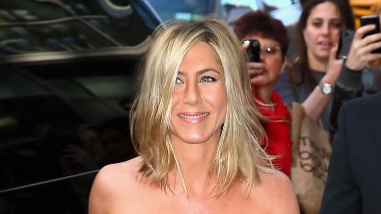 J Ennifer Aniston Perfume Launch