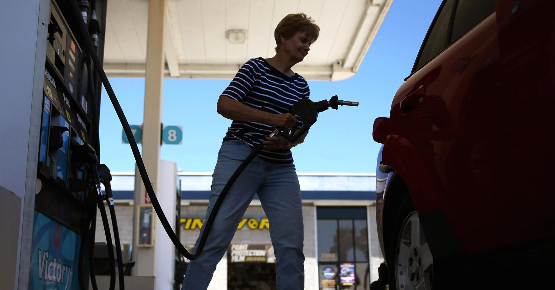 Rising gas prices will 'cool off': Expert