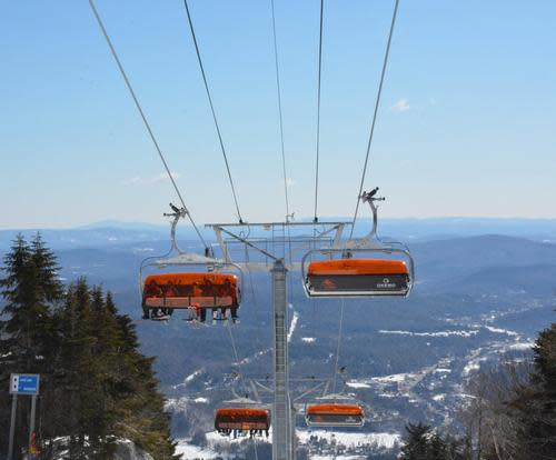 Resort Development: Vermont's Okemo Mountain Resort is Getting Another Bubble Chair