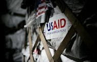 Photo illustration. Russia says it has given USAID until October 1 to halt its work after accusing the aid agency of meddling in domestic politics, a move that risks sparking a new diplomatic crisis with Washington