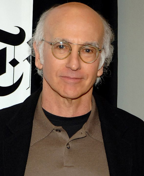 Larry David at the 5th Annual New York Times Arts and Leisure Weekend on January 7, 2006