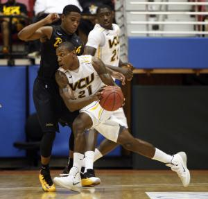 No. 10 VCU rallies, holds off Long Beach St 73-67
