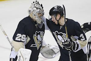 Malkin goal lifts Penguins to 1-0 win over Devils