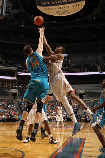 Hornets hand Bobcats 17th straight defeat 75-67