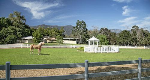 Come Tour Oprah's New 23-Acre Horse Property in Montecito