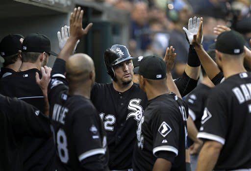 Tigers beat White Sox 7-4 on Young's 3-run double