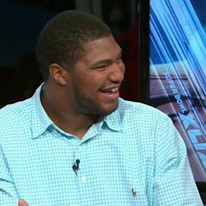 Arizona Cardinals defensive tackle Calais Campbell: We have a lot of core guys ready to go