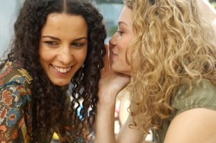 Gossiping can relieve stress and anxiety