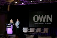Co-Presidents, OWN: Oprah Winfrey Network, Sheri Salata (L) and Erik Logan speak at the 2013 Winter TCA Tour- Day 2 on January 5, 2013 in Pasadena, California. Oprah Winfrey&#39;s exclusive interview with Lance Armstrong is a coup for the talk show diva as she strives to pull her upstart OWN network to the front of the crowded TV peloton