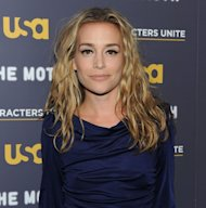 Piper Perabo attends a storytelling event 'A More Perfect Union: Stories of Prejudice & Power' at New York Public Library - Stephen A Schwartzman Building in New York City on December 6, 2010 -- Getty Images