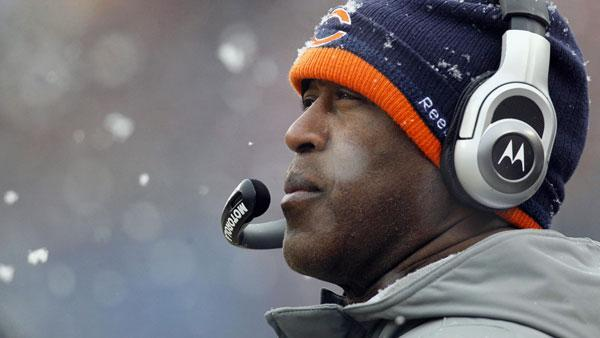 Lovie Smith fired as Chicago Bears head coach