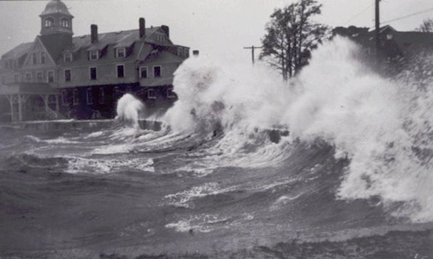 Click to see more images of the Great New England Hurricane of 1938.