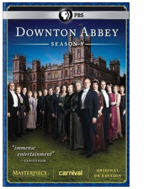 'Downton Abbey' Current Season Out Today on DVD