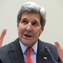 Kerry: Netanyahu 'Welcome To Speak' In The U.S.