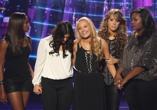 American Idol Top 5 Results Recap: Save It Isn't So? [Updated]