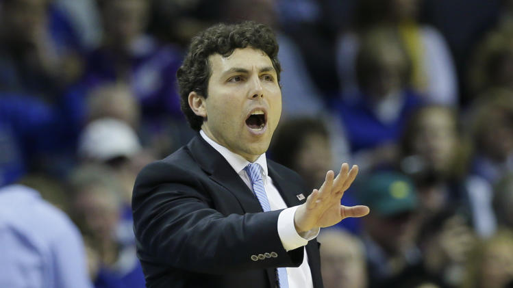 Pastner suspends freshman indefinitely for cursing