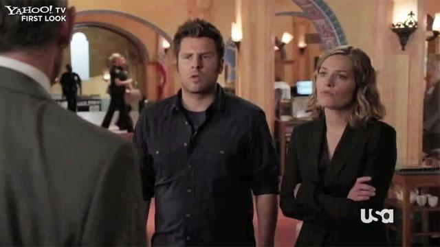 'Psych' Exclusive: Shawn Plays Matchmaker