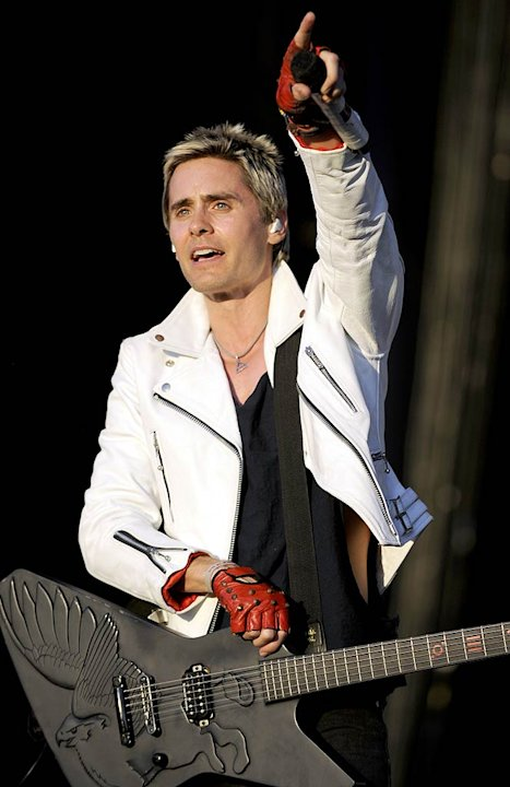 Jared Leto Epicenter Music Fes